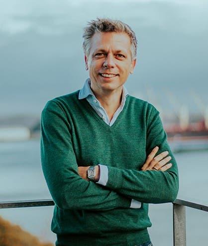 Mark van Dijk, CEO Dentsu Aegis Network