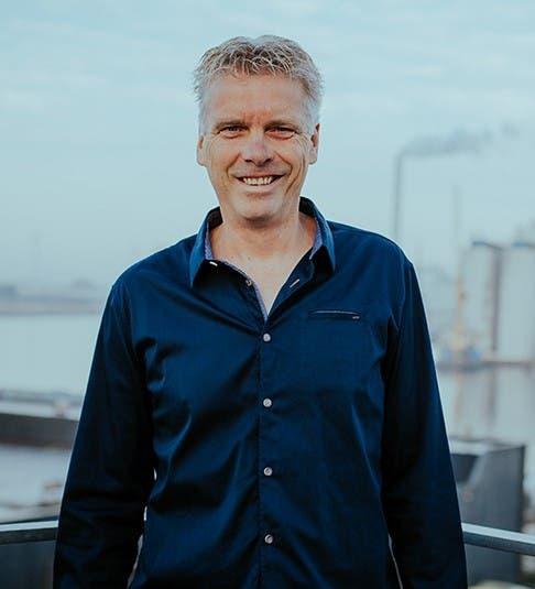 Roland van Raaijen, Manager ICT & Facility