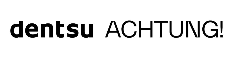 dentsuACHTUNG!logo