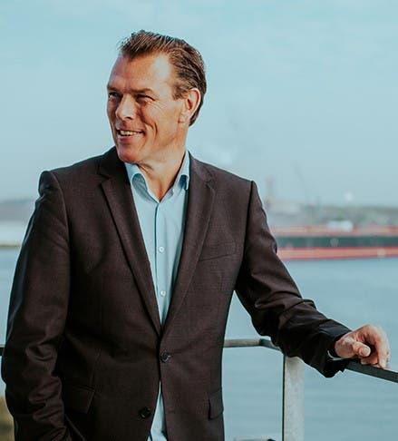 Julius Minnaar, CEO Dentsu Aegis Network