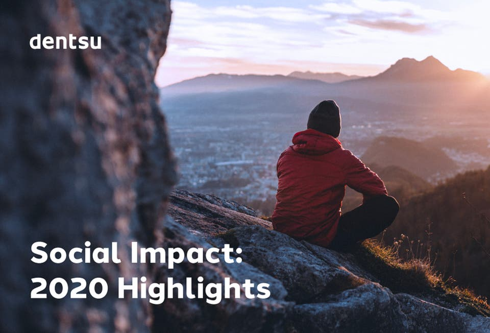 Our 2020 Social Impact Report