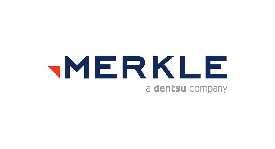 Merkle a dentsu company logo