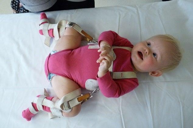 Pavlik-bandage