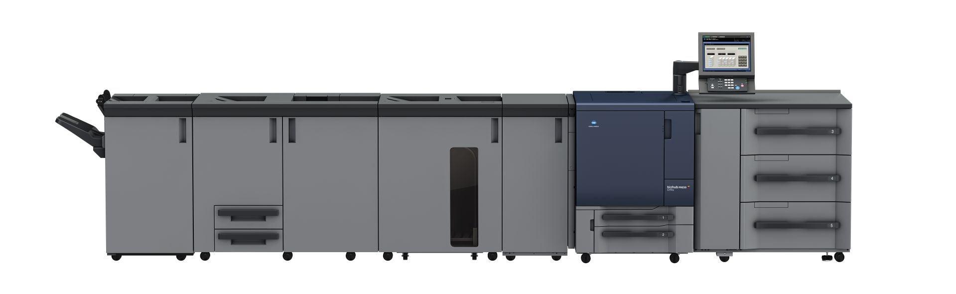 Profesionālais printeris Konica Minolta bizhub pro c71hc
