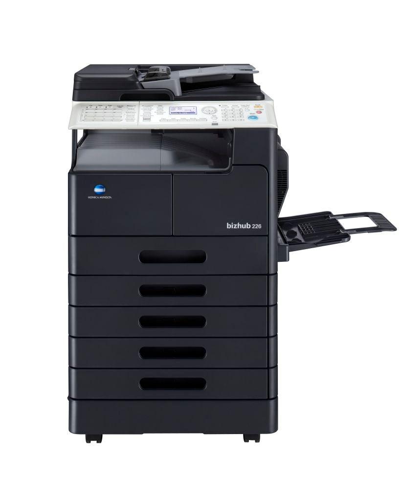 Konica Minolta bizhub 226 irodai nyomtató