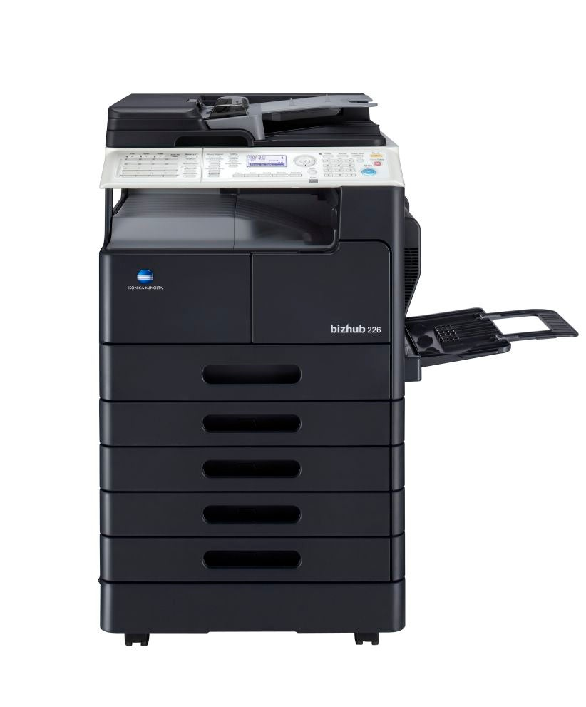 Impresora de oficina Konica Minolta bizhub 226