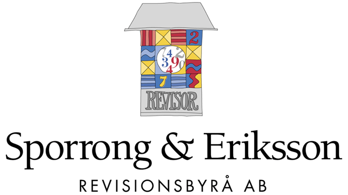 Sporrong Eriksson success story logo