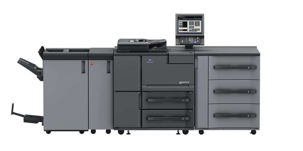 Imprimante professionnelle Konica Minolta business hub pro 1100
