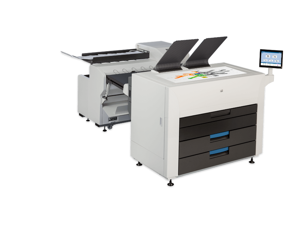 KIP 890 professional printer