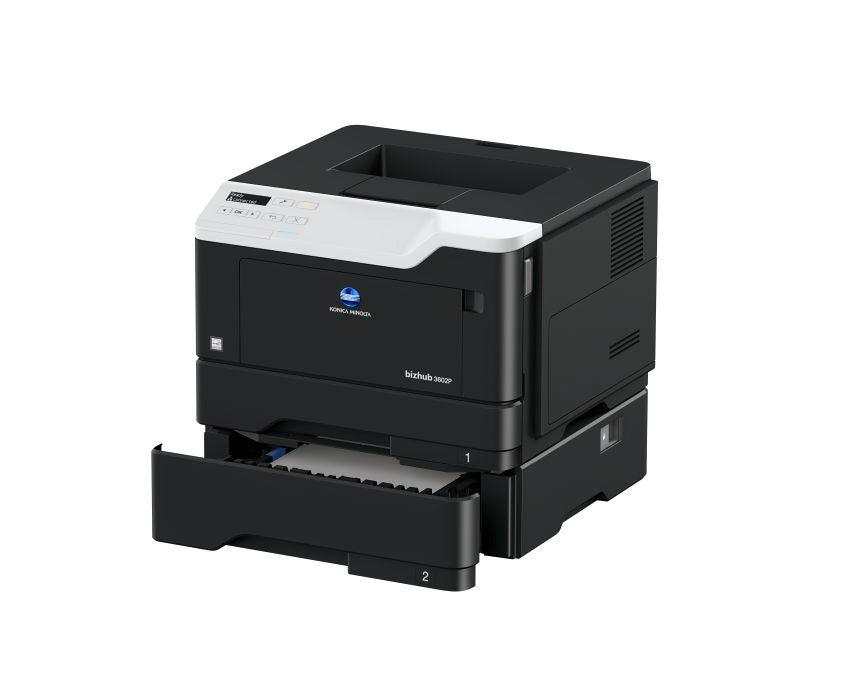 Konica Minolta bizhub 3602p irodai nyomtató