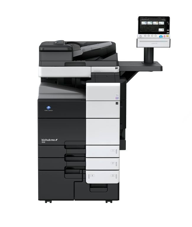 Професионален принтер bizhub pro 958 на Konica Minolta
