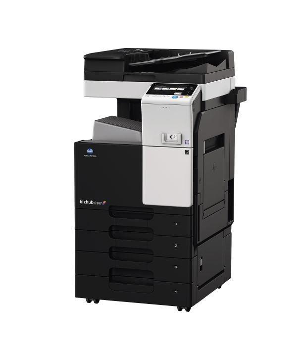 Konica Minolta bizhub c287 офисный принтер
