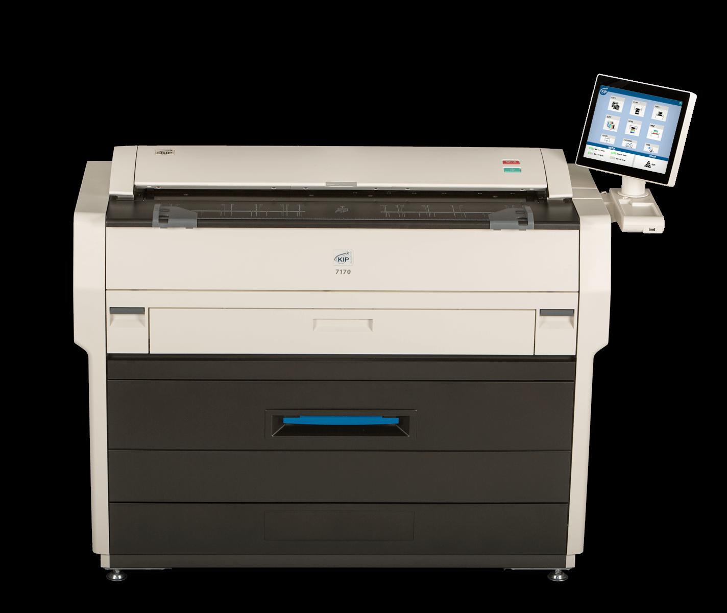 KIP 7170 профессиональный принтер