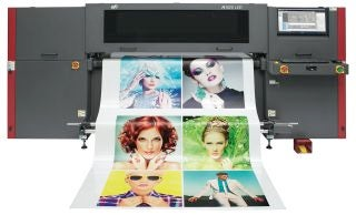 Konica Minolta efi h 1625led professional printer