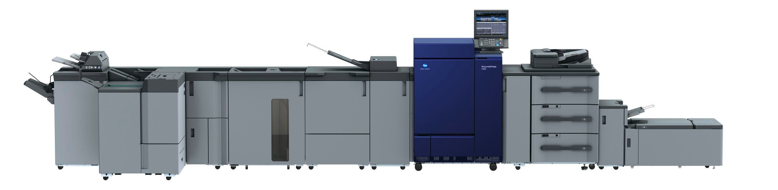 Profesionālais printeris Konica Minolta accurio press c6085
