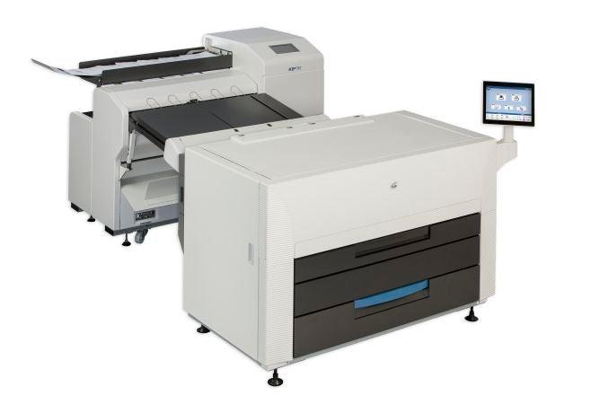 KIP 850 professional printer