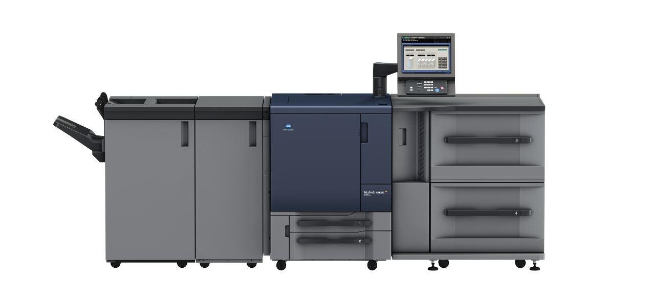 Profesionalni štampač Konica Minolta bizhub press c71hc
