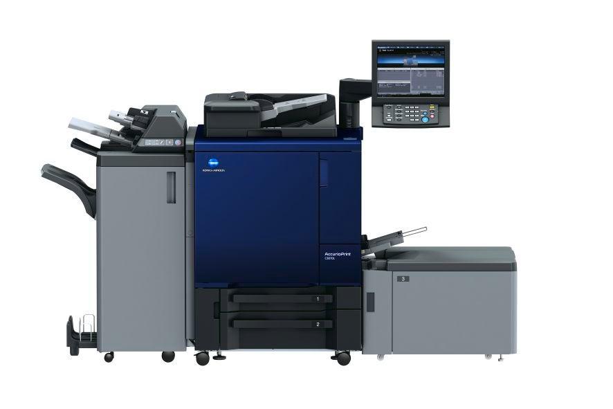 Impresora profesional Konica Minolta AccurioPrint C3070L