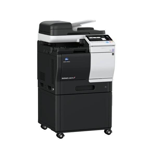 Konica Minolta bizhub c3851fs офисный принтер