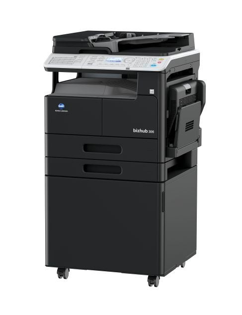 Konica Minolta bizhub 306 irodai nyomtató