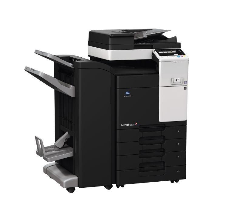 Konica Minolta bizhub c227 irodai nyomtató