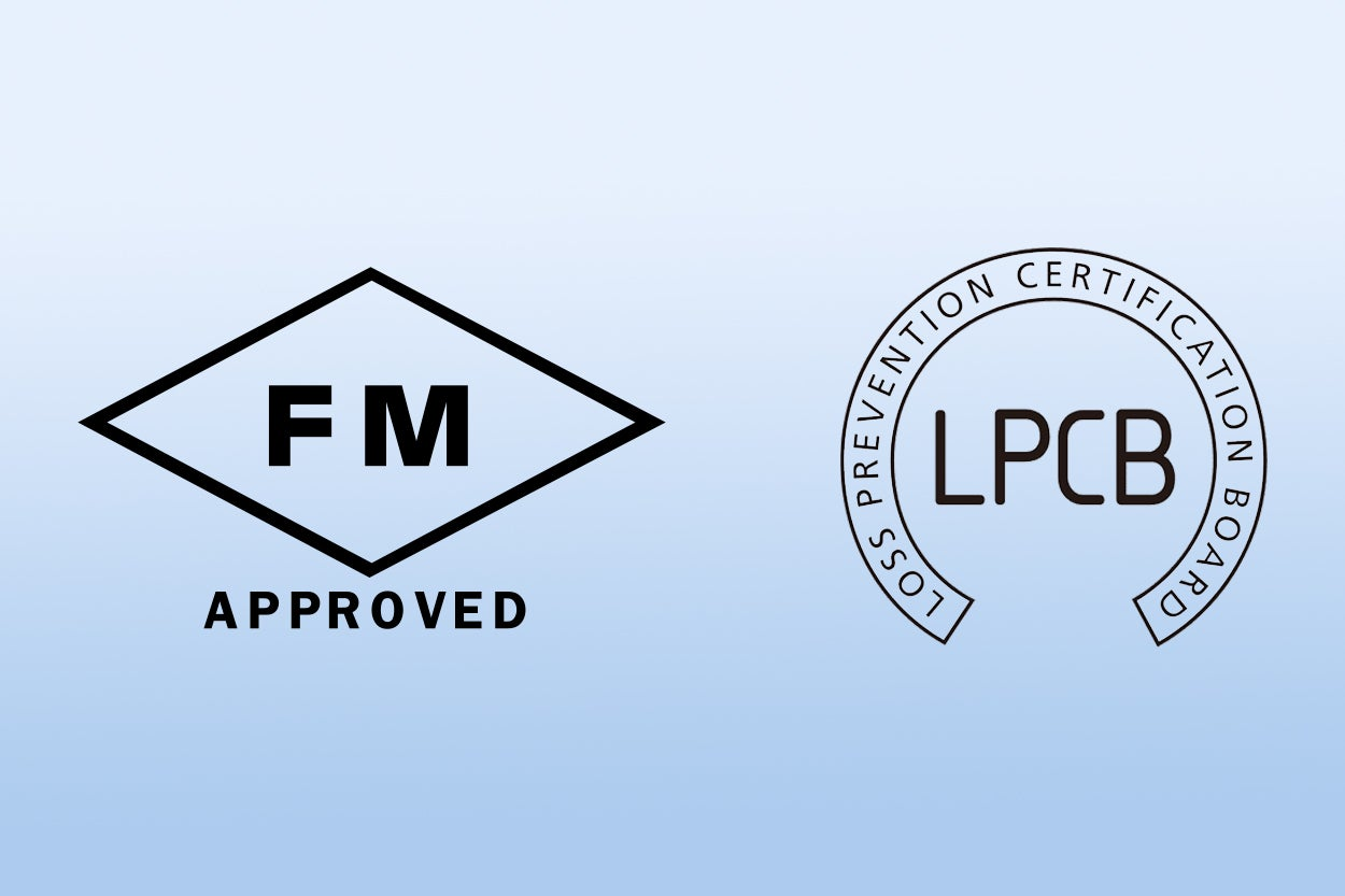 Fire solutions - FM approval and LPCB