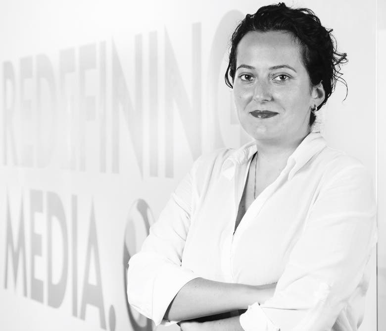 Leyla Akcan, Head of Digital, DAN Media Brands