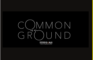 Common ground logo