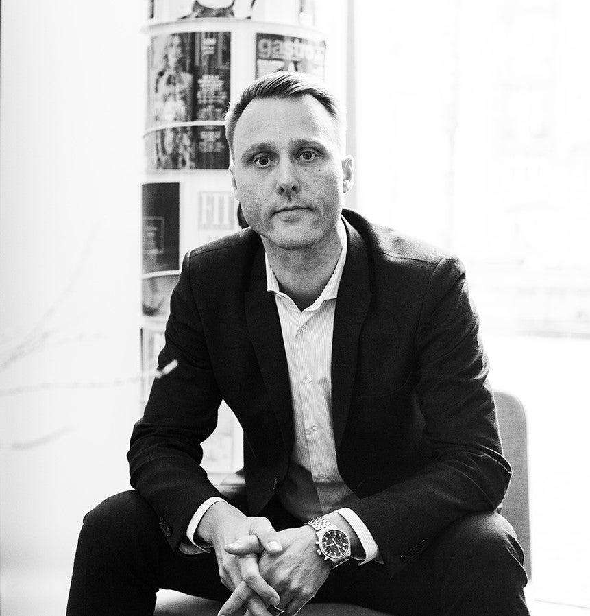 Mads Bredal, CEO, Dentsu Aegis Network Denmark, Chairman, Dentsu Aegis Network Baltics & Austria