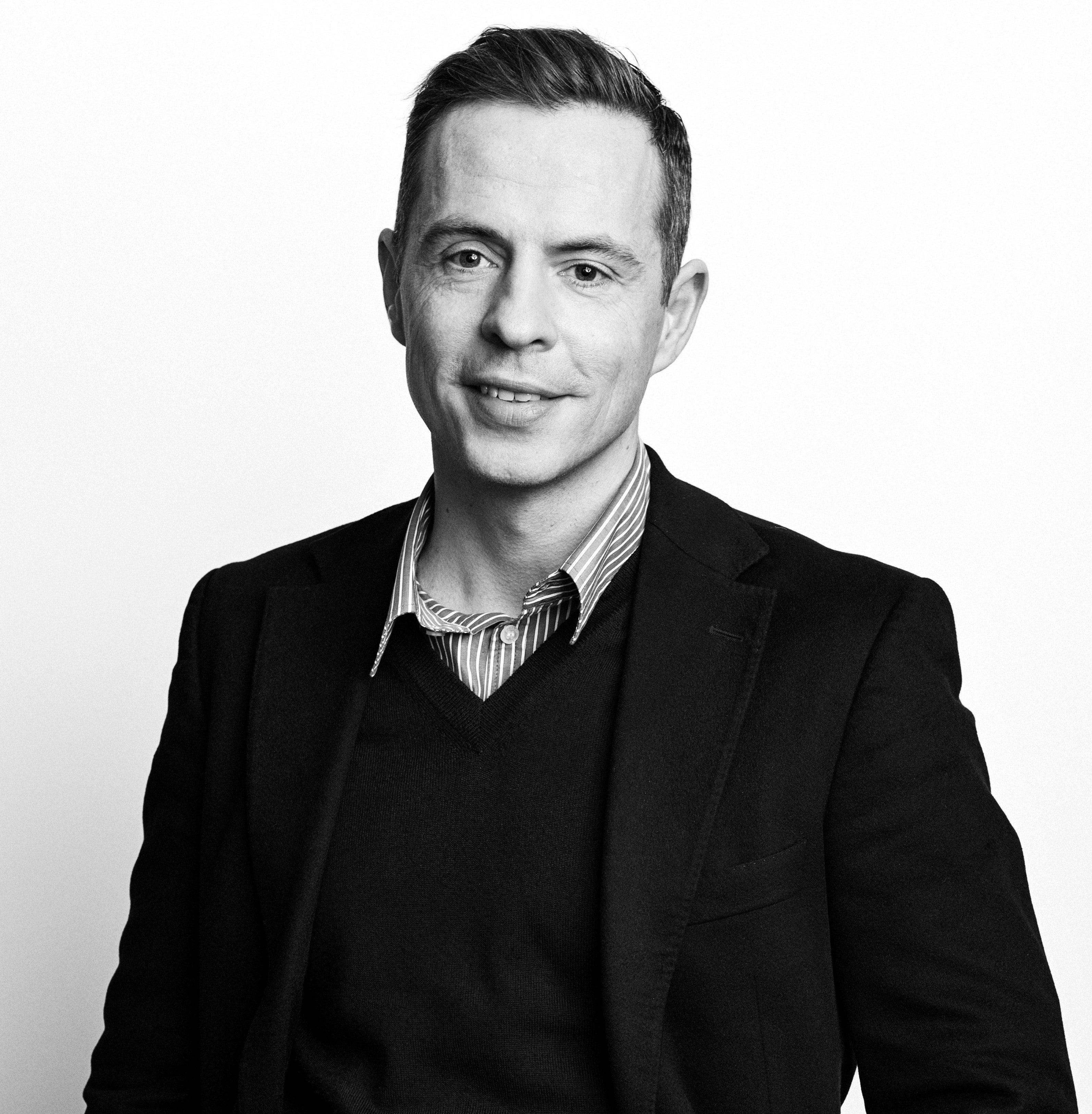 Martin Bochineck, CEO Isobar Nordics