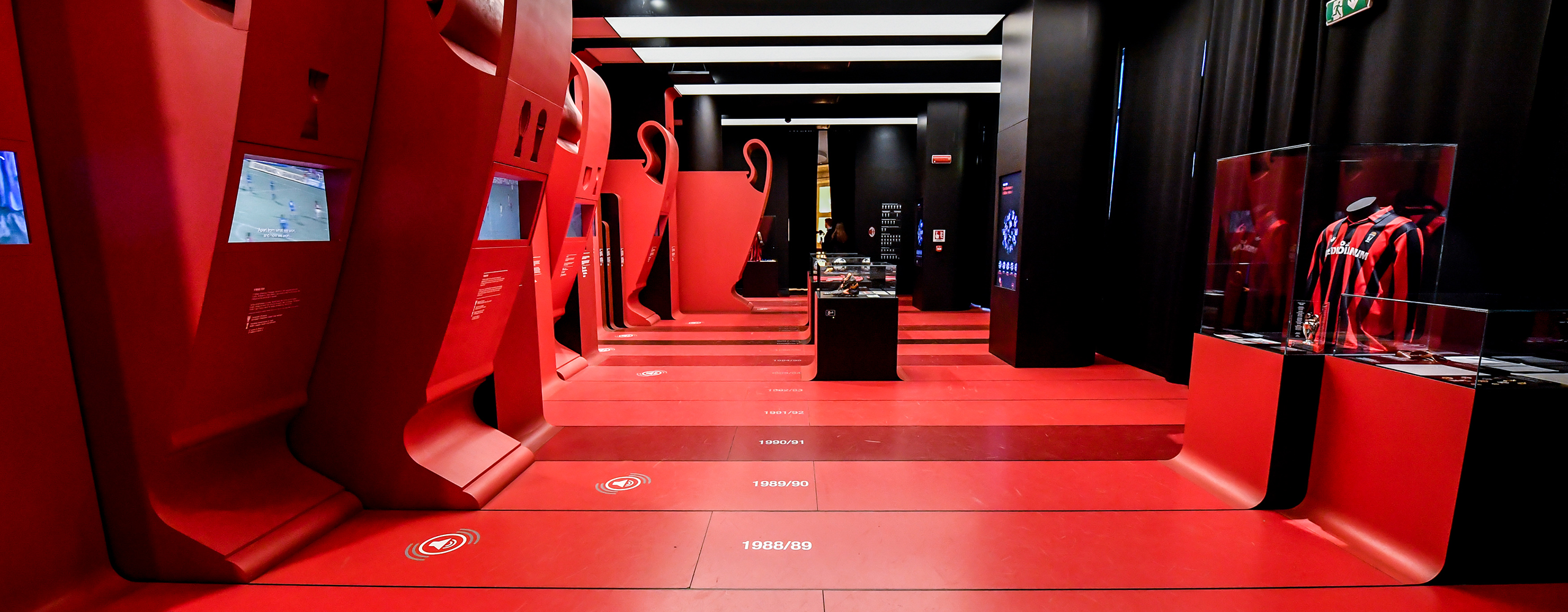 Mondo Milan Museum, buy your tickets for Casa Milan