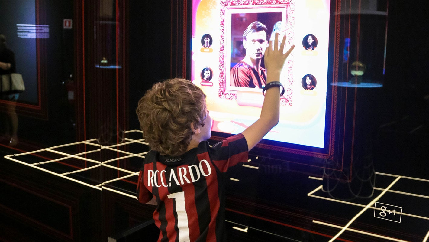 Visit the Museum at Casa Milan