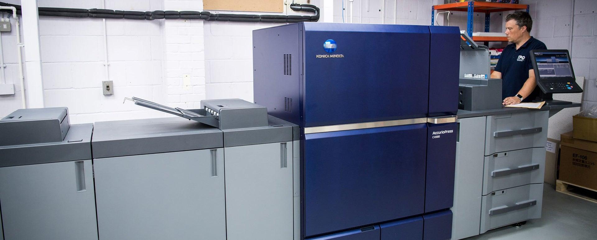 TPC production press