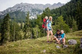 Wilder-Kaiser © Tirol-Werbung Fotograf Hans Herbi