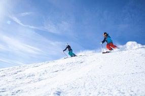 Skifahren-Wildkogel-Arena © Wildkogel-Arena Neukirchen-Bramberg