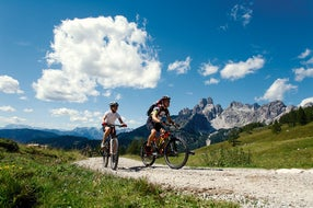 Mountainbiking-im-Salzburger-Land © Oesterreich-Werbung Fotograf Leo Himsl