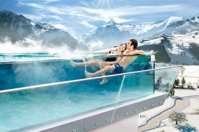 Key visual winter © TAUERN SPA Zell am See - Kaprun