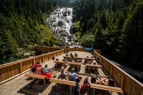 Gesundheitsplattform-Grawa-Wasserfall © TVB-Stubai-Tirol Foto Heinz Zak