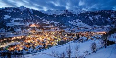 Bad Hofgastein winter