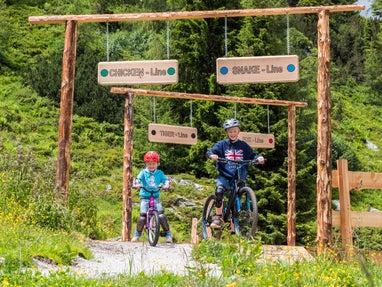 Reiteralm Junior Trails 04 © Reiteralm Bergbahnen Grünwald