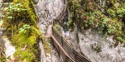 Seisenbergklamm-in-Weissbach-bei-Lofer © SalzburgerLand-Tourismus Foto Achim Meurer