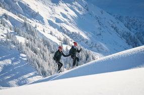 Schneeschuhtour-vom-Sonnenkopf-zum-Muttjoechle © Oesterreich-Werbung Foto Dietmar Denger
