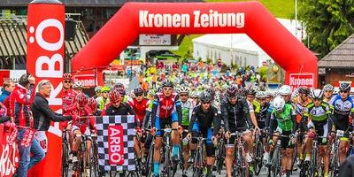 Mit knapp über 800 Startern bot sich den Zuschauern ein tolles Bild (Foto/ARBÖ KK)