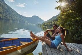 Lunz am See © Niederösterreich Werbung/ Michael Liebert
