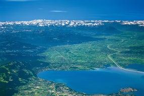 Luftbild-vom-Bodensee © Vorarlberg-TourismusFoto Thorbecke Luftbild