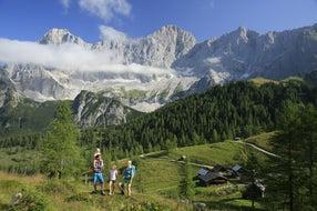 Wandern Neustatt-Alm © Schladming-Dachstein Foto Herber Raffalt