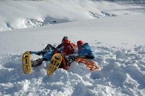 Schneeschuhtrekking © flattach.at