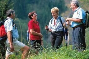 Wandern © Steiermark Tourismus Foto Harry Schiffer