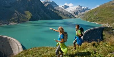 Kaprun-high-mountain-reservoirs © Verbund