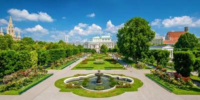 Volksgarten-in-Wien © Oesterreich-Werbung Foto Julius Silver